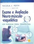 EXAME E AVALIAÇÃO NEURO-MÚSCULO-ESQUELÉTICA