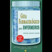 GUIA FARMACOLÓGICO PARA ENFERMEIROS 14ªed.