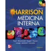 Harrison Medicina Interna 17ª ed. (c/DVD em português)