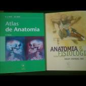 PACK ANATOMIA: Anatomia e Fisiologia seeley + G. de Estudo + Atlas Anatomia